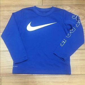 Boys Nike Dri-Fit top